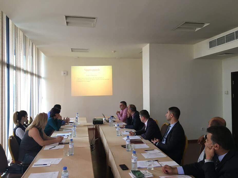 Новое видение развития экспорта - Встреча/Обсуждение