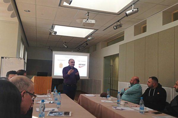 Тренинг АAМ совместно с Немецкой Бизнес Ассоциацией  иГерманским обществом международного сотрудничествa
