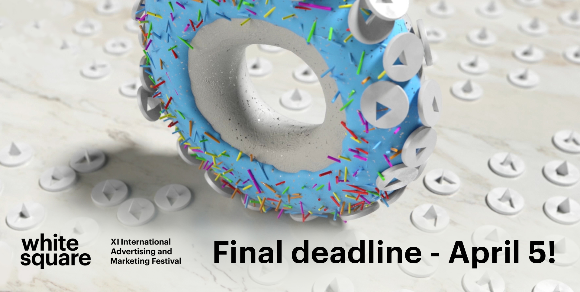 БЕЛЫЙ КВАДРАТ: FINAL DEADLINE – APRIL 5! YOUR MOMENT IS NOW!
